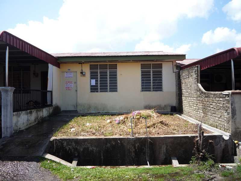 Auction Rumah Teres Satu Tingkat Kos Rendah Unit Tengah Bandar Puteri Jaya Sungai Petani Kedah Harta Prima Resources