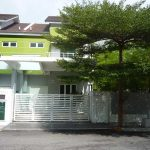 Auction: A Double Storey Semi-Detached House, Solok Teluk Awak, Balik Pulau, Pulau Pinang