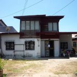 Auction: A 2-Storey low-cost Semi-Permanent Semi-Detached House, Taman Kuala Muda, Penang