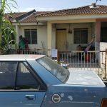 Auction: Rumah Teres Satu Tingkat kos-rendah (unit tengah), Batu Gajah, Perak Darul Ridzuan