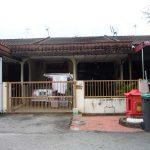 Auction: Rumah Teres Satu Tingkat (unit tengah), Taman Indah, Sungai Petani, Kedah