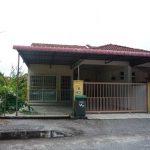 Auction: Rumah Berkembar Satu Tingkat, Taman Sireh, Alor Setar, Kedah Darul Aman