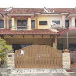 Auction: Rumah Teres Dua Tingkat (unit tengah), Puncak Tambun Indah, Ipoh, Perak Darul Ridzuan