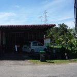 Auction: Rumah Teres Satu Tingkat kos-rendah (corner unit), Taman Permai, Sungai Petani, Kedah