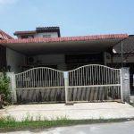 Auction: A Single Storey Terraced House (intermediate unit), Taman Kerjasama, Bukit Mertajam, Penang
