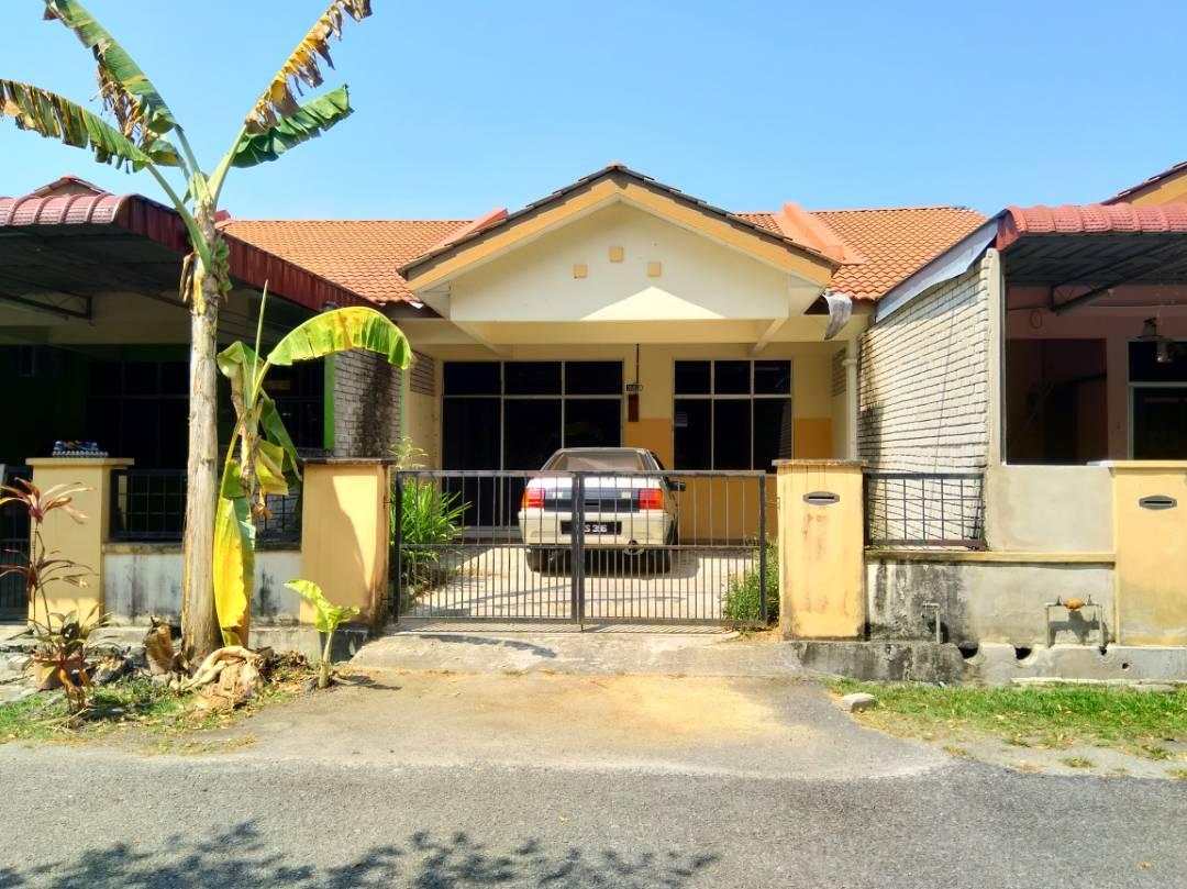 Auction Rumah Teres Satu Tingkat Taman Lembah Merbok Kedah Darul Aman