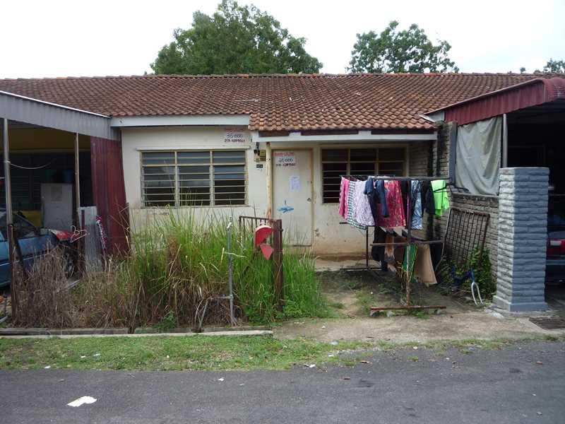 Auction Rumah Teres Kos Rendah Satu Tingkat Taman Sinar Mentari Bedong Kedah Harta Prima Resources